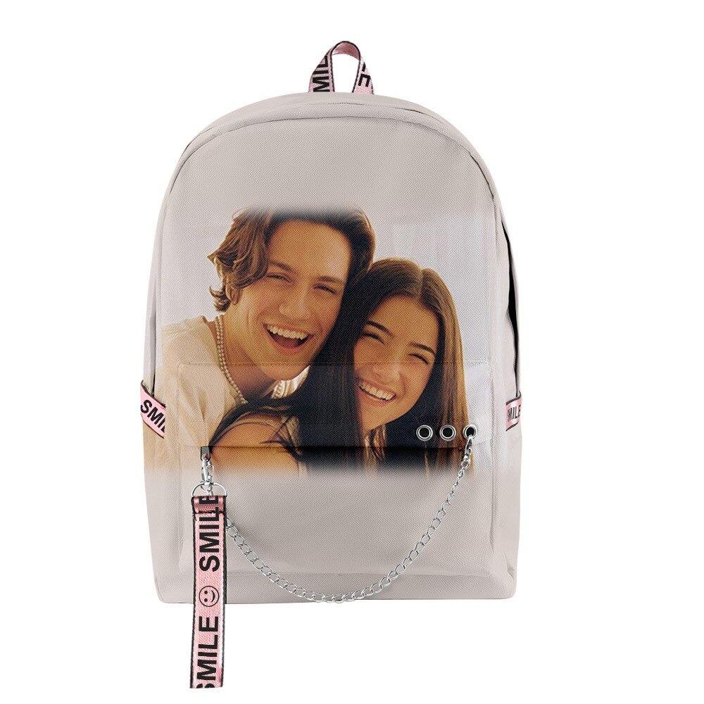 charli d'amelio backpack