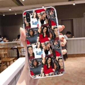 charli damelio iphone case